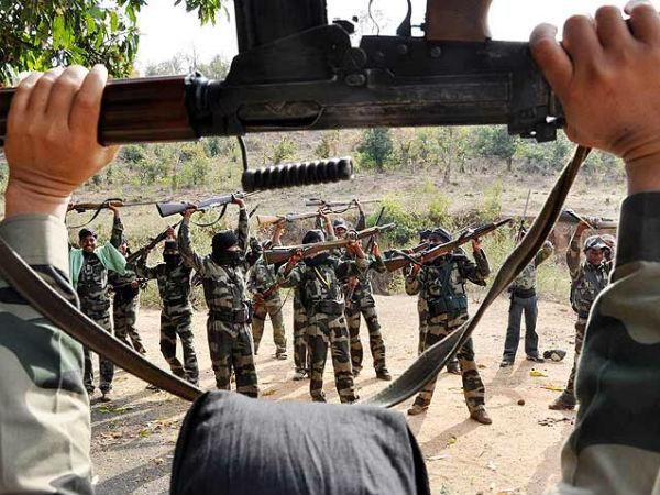 Chhattisgarh: Six naxals killed, AK rifle recovered in Dantewada encounter