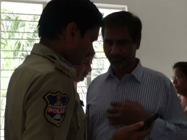 IAS official role in driver Nagaraju's murder
