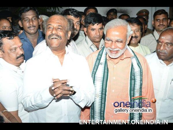 ఆర్కే నగర్ హీట్: మరో కోణం, 'రజనీకాంత్'తో బీజేపీ 'గేమ్'