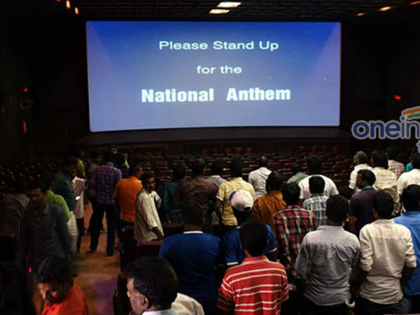 Hyderabad Man Gets Two Arrested For Not Paying Respect To National Anthem Played In Cinema Hall