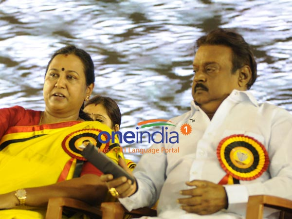 DMDK leader Vijayakanth will begin campaign from Apr 6 for RK Nagar By election