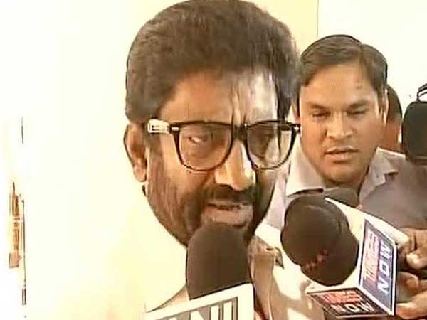 Shiv Sena meets speaker to demand action, not against MP, but against Air India