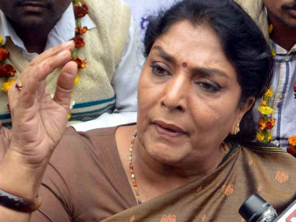 Renuka Choudhary responds on exit poll