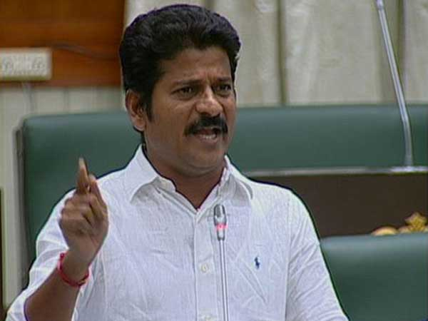 Revanth reddy funny conversation with balka suman
