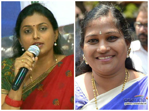Karem Sivaji Demands Roja Apology Anitha