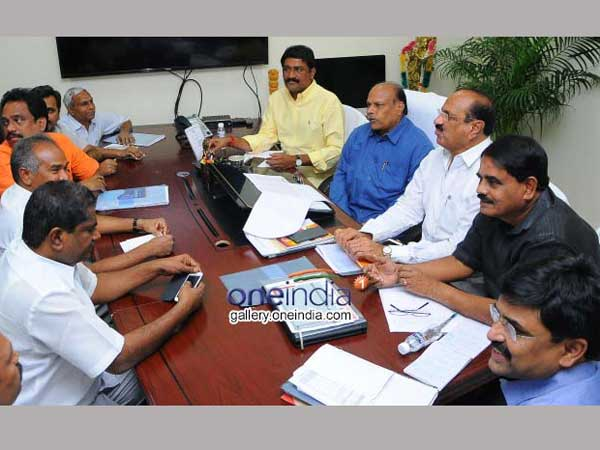 No Enough Chambers New Ministers Ap Secretariat