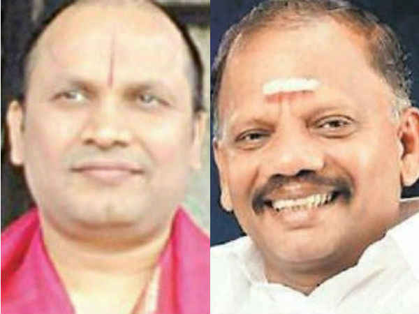 Sekar Reddy's close aides Rathinam and Ramachandran filed anticipatory bail plea in Chennai HC