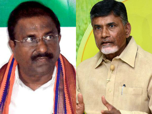 Bjp Senior Leader Takes On Tdp Over Ap Capital Construction