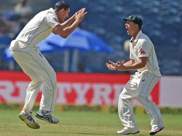 India scared of defeat to us, says Australian left-arm pacer Mitchell Starc
