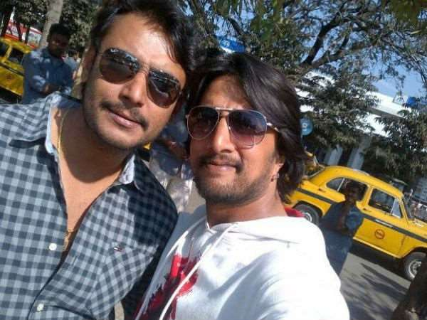 Rift Between Darshan and Sudeep Comes to Limelight Again and Darshan Revealed the Actual Reason Behind it.