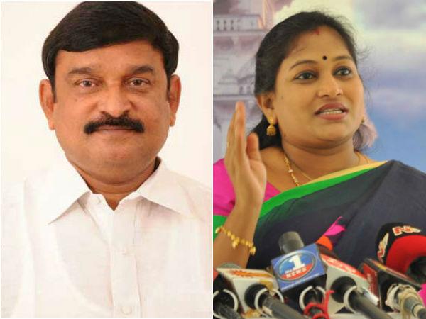 Vishnu Kumar Raju Drags Cabinet Ministers Into Vishaka Land