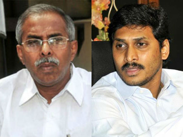 Sathish Reddy challenges YS Jagan