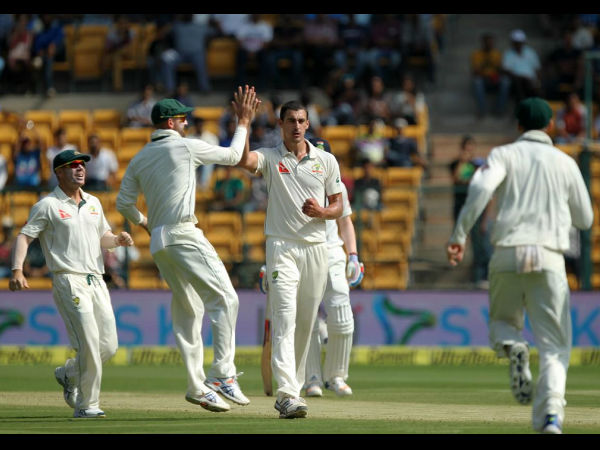 India Vs Australia: Starc's absence resulted in off-spinners poorshow in 3rd Test, says Ganguly