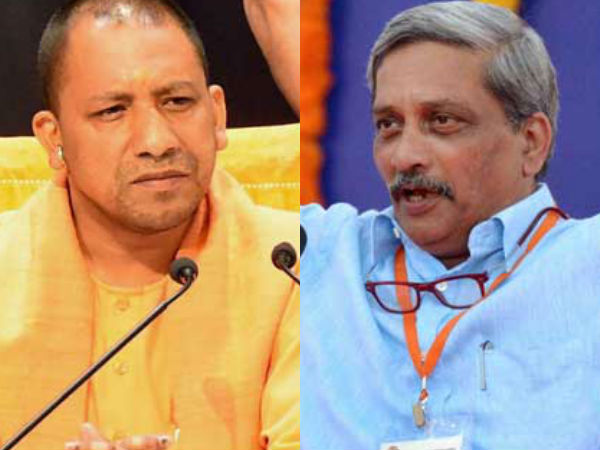 Yogi, Parrikar and Maurya to stay MPs till President polls in July