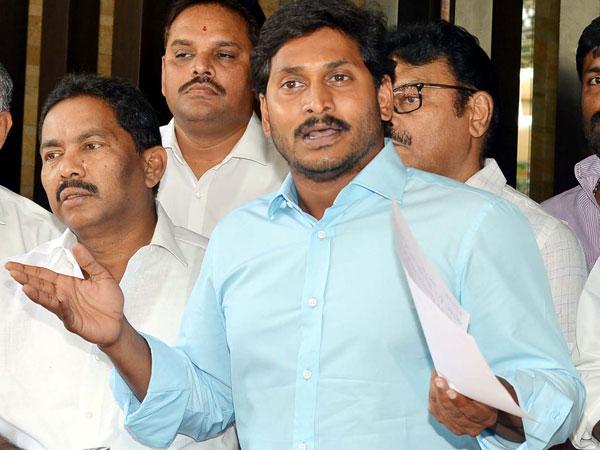 Ys Jagan Slams On Tdp Chief Chandra Babu Naidu