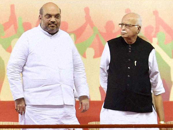 BJP is with you, Says Amit Shah to LK Advani on Babri verdict
