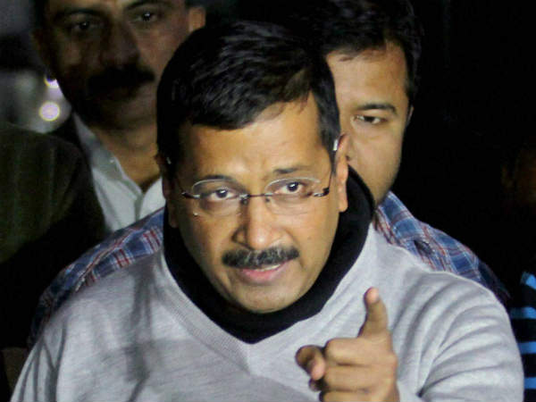 Media is blowing up the issue, says Arvind Kejriwal