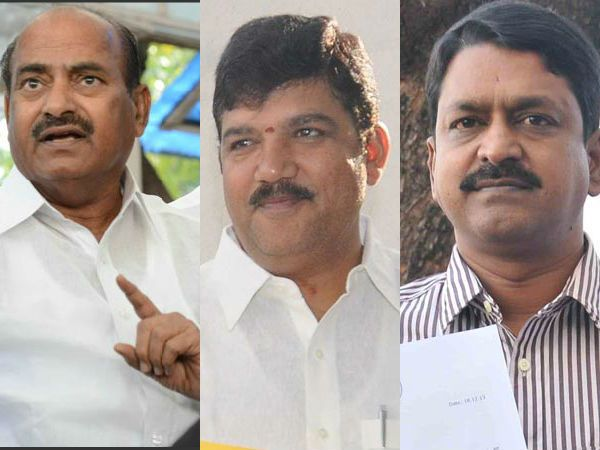 Dissent Exploded Telugu Desham Party