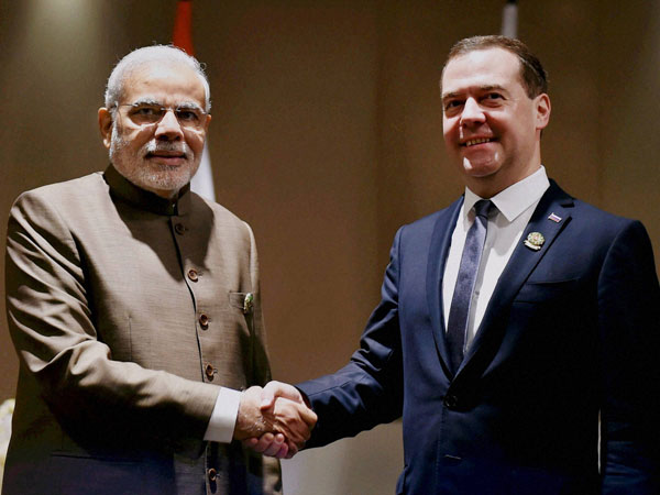 Indians can enter Russia's far east without visa: Dmitry Medvedev