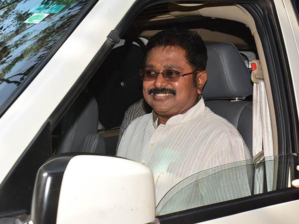 Dinakaran Ready Giveup His Post