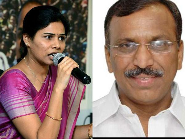 Akhila Priya Says Bhuma Family Will Contest Nandyal Poll