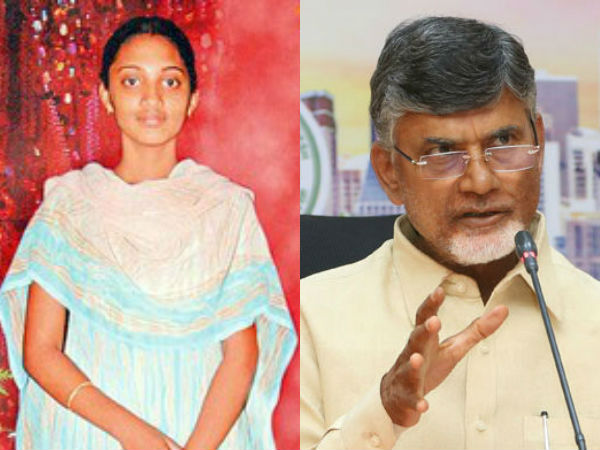 Ayesha Meera's Murder Case: Police Officials Met CM Chandrababu, Re-investigation, 90 days period to submit report