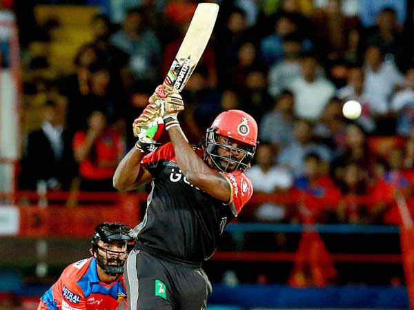 Chris Gayle's record 10,000 T20 runs milestone bat to be auctioned