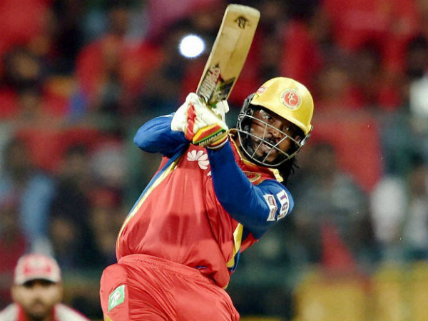 RCB's Chris Gayle completes world record 10,000 runs in T20s