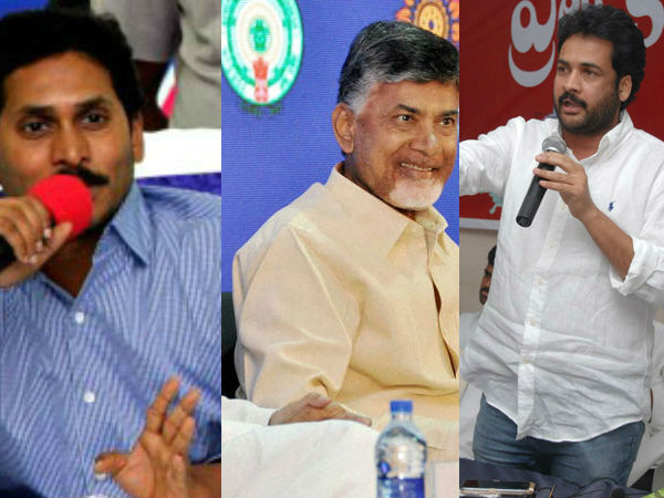 Sivaji Comments Supporting Ys Jagan On Special Status Issue