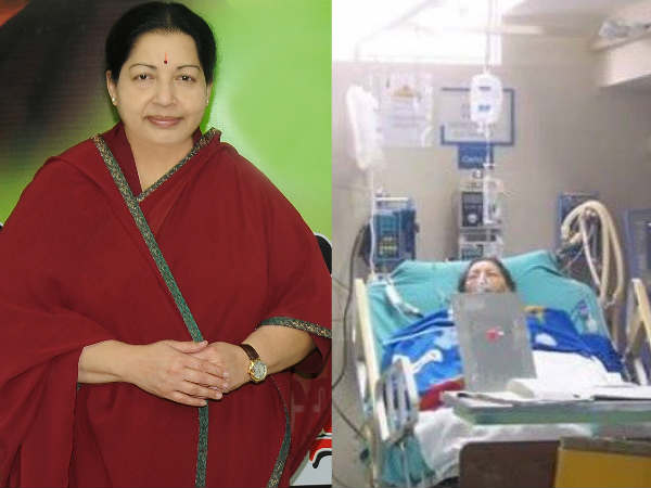 Fruit juice to Jayalalithaa did her in ?