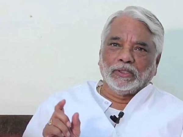 Bitter experience to K Keshav Rao in Osmania University