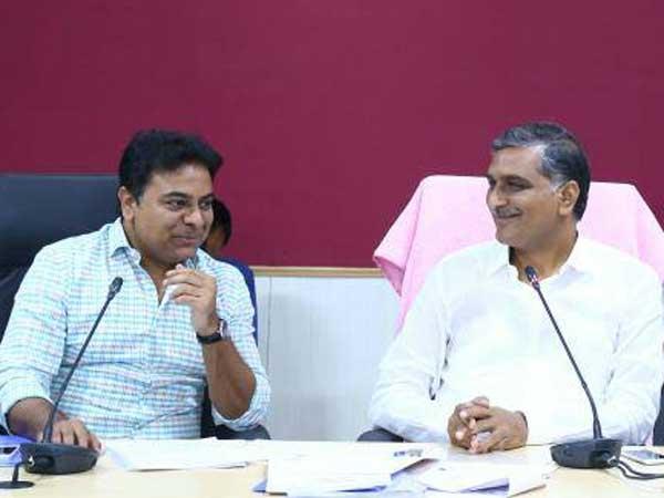 Harish Dislikes Seeing Kt Rama Rao As Cm Says Congress