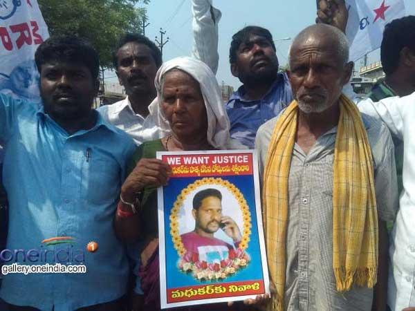 Police Arrested Five Members Mandhani Madhukar Death Case