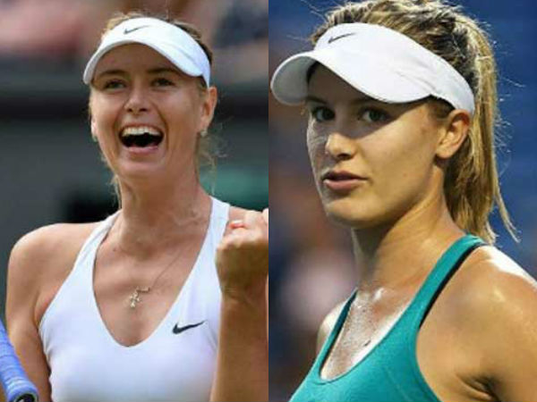 'Cheater' Maria Sharapova should be banned for life: Eugenie Bouchard