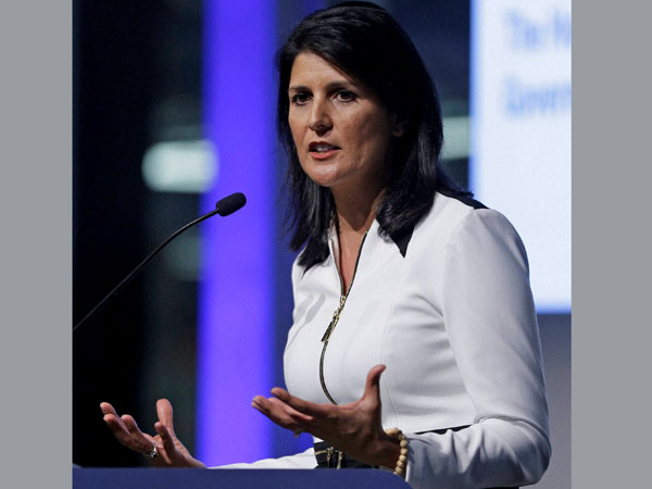 Trump 'jokes' Haley could be replaced