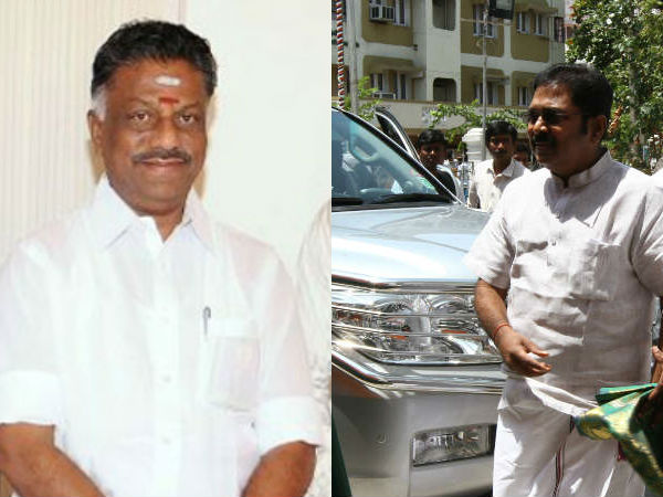 Dinakaran escapes in the middle without meeting Sasikala