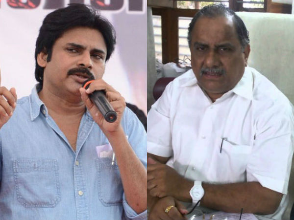 Mudragada targets Pawan Kalyan over the issue of Kapu movement