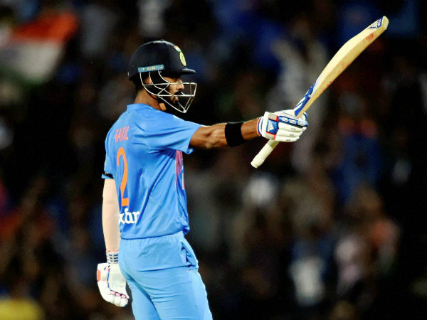 India opener KL Rahul ruled out of Champions Trophy 2017