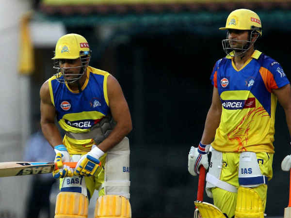 Disappointed at MS Dhoni's removal as RPS captain, says Suresh Raina