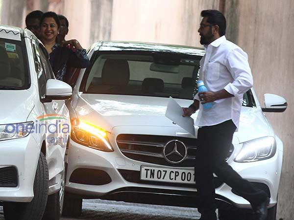 Chennai It Raids Sarathkumar Questioned The Third Time