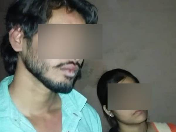 Hindu Yuva Vahini Barges Into House Drags Couple Out Man B