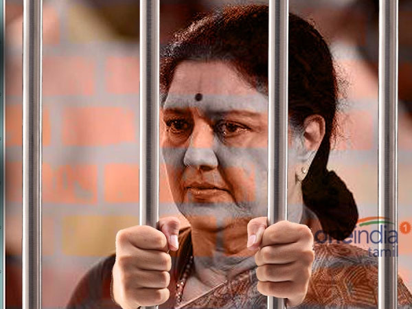 I want to learn English, Sasikala tells jail officials in Bengaluru