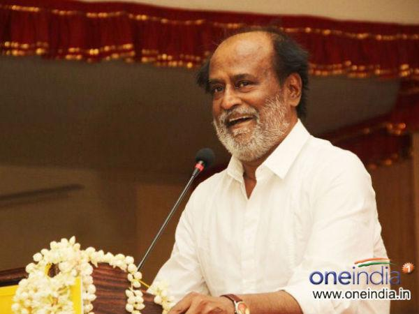 A News Gone Viral That Rajini Kanth Is Planning Meet The Press