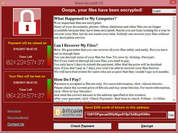 Ap Secretariat S Computers Hit Wannacry Ransomware