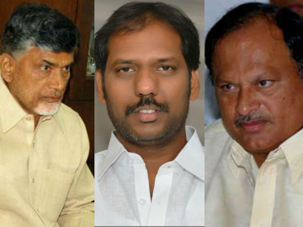 Addanki Tanuku Issue Cm Chandrababu Naidu Is Confusion
