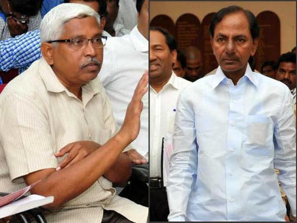 Kodandaram Warning Kcr Govt Over Dharna Chowk Issue