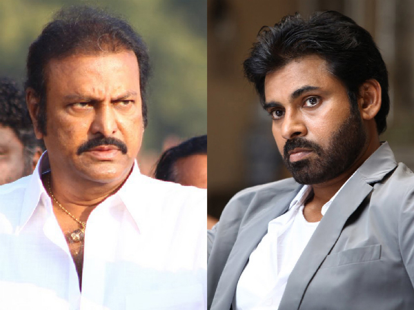 Mohan Babu Gives Anothes Shock Pawan Kalyan