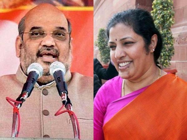 పురంధేశ్వరికి అమిత్ షా ఝలక్?: అలాంటి వాళ్లు ఎప్పటికీ వద్దు