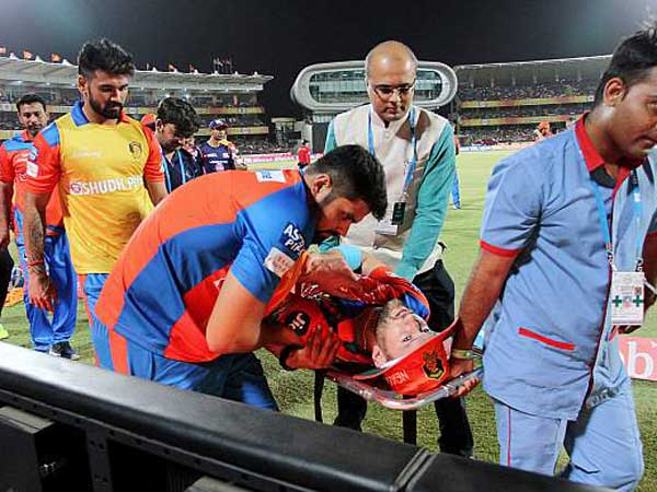 The Stands : Dislocated shoulder rules Andrew Tye out of IPL