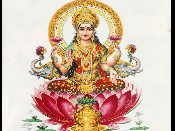 Astrologer explained that What we do for goddess Laxmi mata grace.